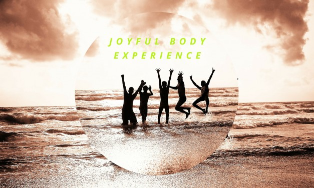 Joyful Body del 14/04 al 02/06  en Barcelona
